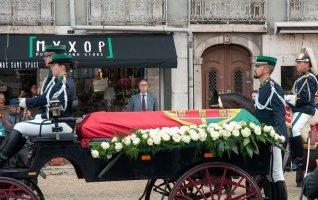 O adeus a Mário Soares